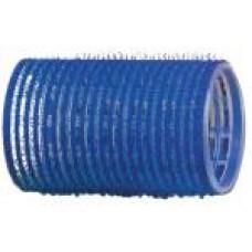 Бигуди-липучки синие d 40 мм R-VTR3