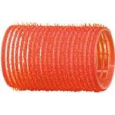 Бигуди-липучки красные d 36 мм R-VTR4