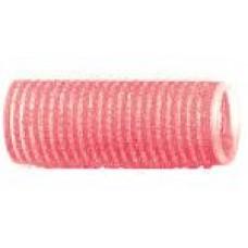 Бигуди-липучки розовые d 24 мм R-VTR7