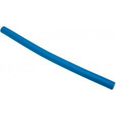Бигуди-бумеранги синие d14ммх240мм BUM14240