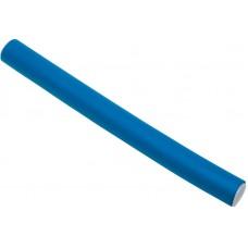 Бигуди-бумеранги синие d14ммх150мм BUM14150
