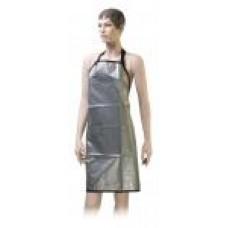 Фартук для окраски серебристый DEWAL BV00018.DEWAL  BV00018
