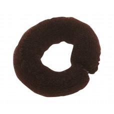 Валик длинный коричневый, сетка с фиксатором HO-5102 Brown