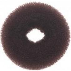 Валик круглый коричневый, сетка DEWAL HO-5116 Brown