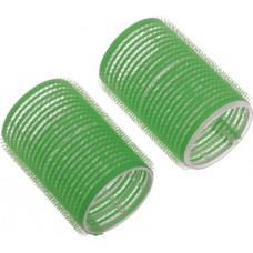 Бигуди-липучки зеленые d 20мм R-VTR8