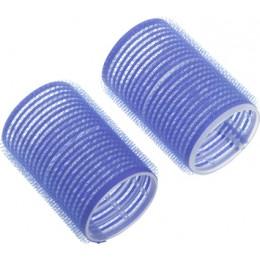 Бигуди-липучки синие d 16мм R-VTR9