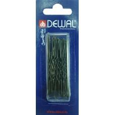 Шпильки DEWALволна, черные 60 мм(24шт) в закрытом картонном блистере SLT60V-1/24