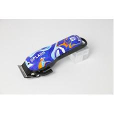 Машинка для стрижки DEWAL SPLASH, аккум\сет, 5200-6000об\мин, нож 45мм, 0.5 - 2.0 мм, 6 нас